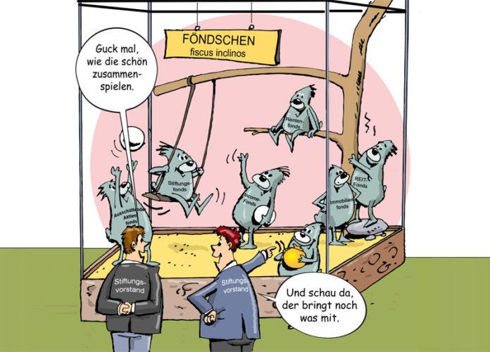 Cartoon-Foendschen