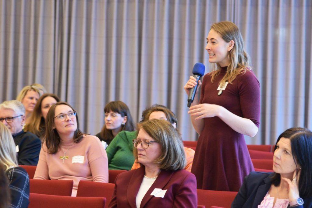 Diskussion Münchner Stiftungstag