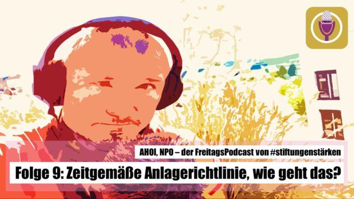 AHOI, NPO! - der FreitagsPodcast von #stiftungenstärken, Folge 9
