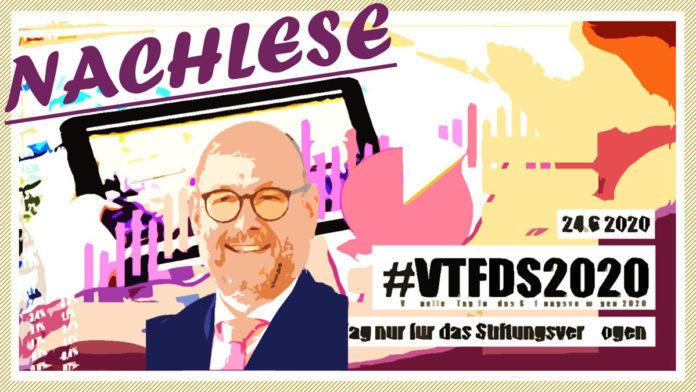 Nachlese zum #VTFDS2020 Hans-Dieter Meisberger