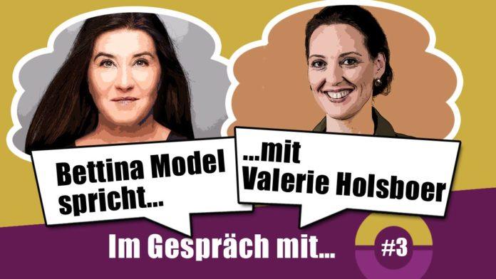 Bettina Model im Gespräch Folge 3