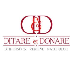 Logo DITARE et DONARE