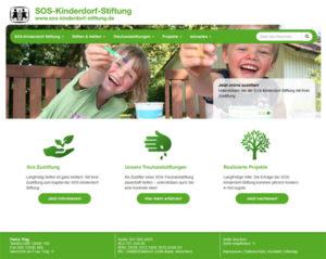 SOS-Kinderdorf-Stiftung