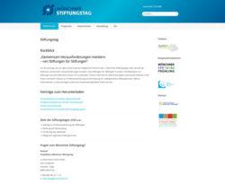 Münchner Stiftungstag