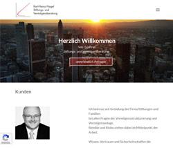 Kana - Karl-Heinz Nagel - Webscreen