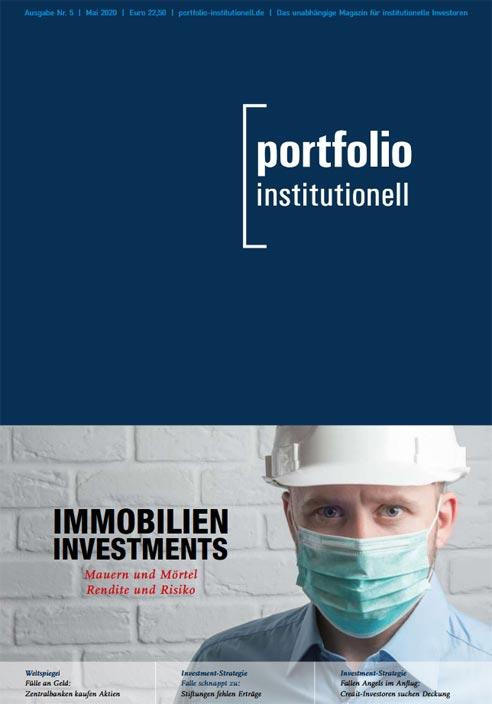 Portfolio Institutionell, portfolio Verlagsgesellschaft mbH