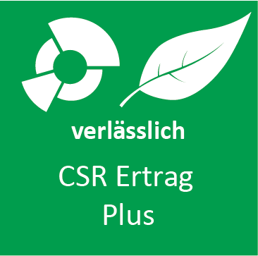 CSR Ertrag Plus