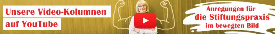 Unsere Video-Kolumnen auf YouTube