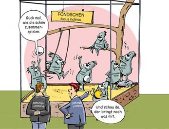 Cartoon - Föndschen
