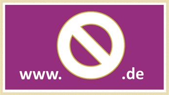 No-Gos für Stiftungswebsites
