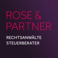 ROSE & PARTNER Rechtsanwälte Steuerberater PartGmbB