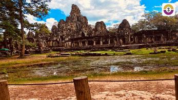 Projektreise mit Handicap International im November 2019, Tobias Karow begleitete für #stiftungenstärken eine Gruppe von Stiftungen nach Kambodscha.