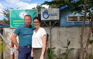 Projektreise Kambodscha - Thomas Schiffelmann
