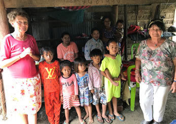 Handicap International Projektreise Kambodscha