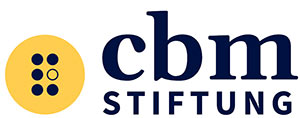 Logo CBM-Stiftung