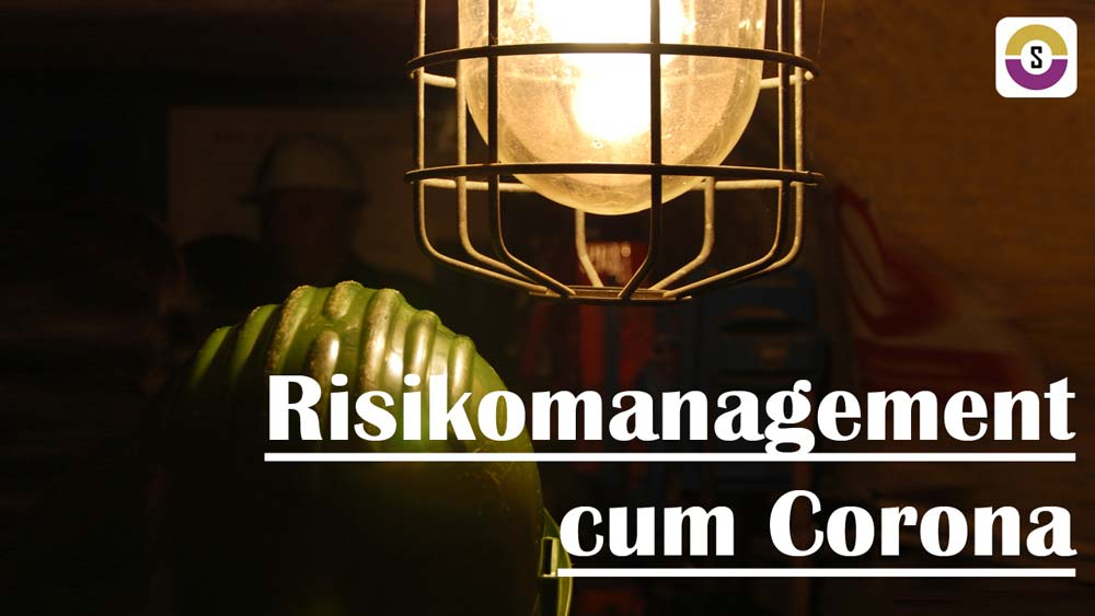 Risikomanagement cum Corona