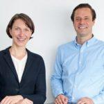 Claudia Straßer und Keno Specht