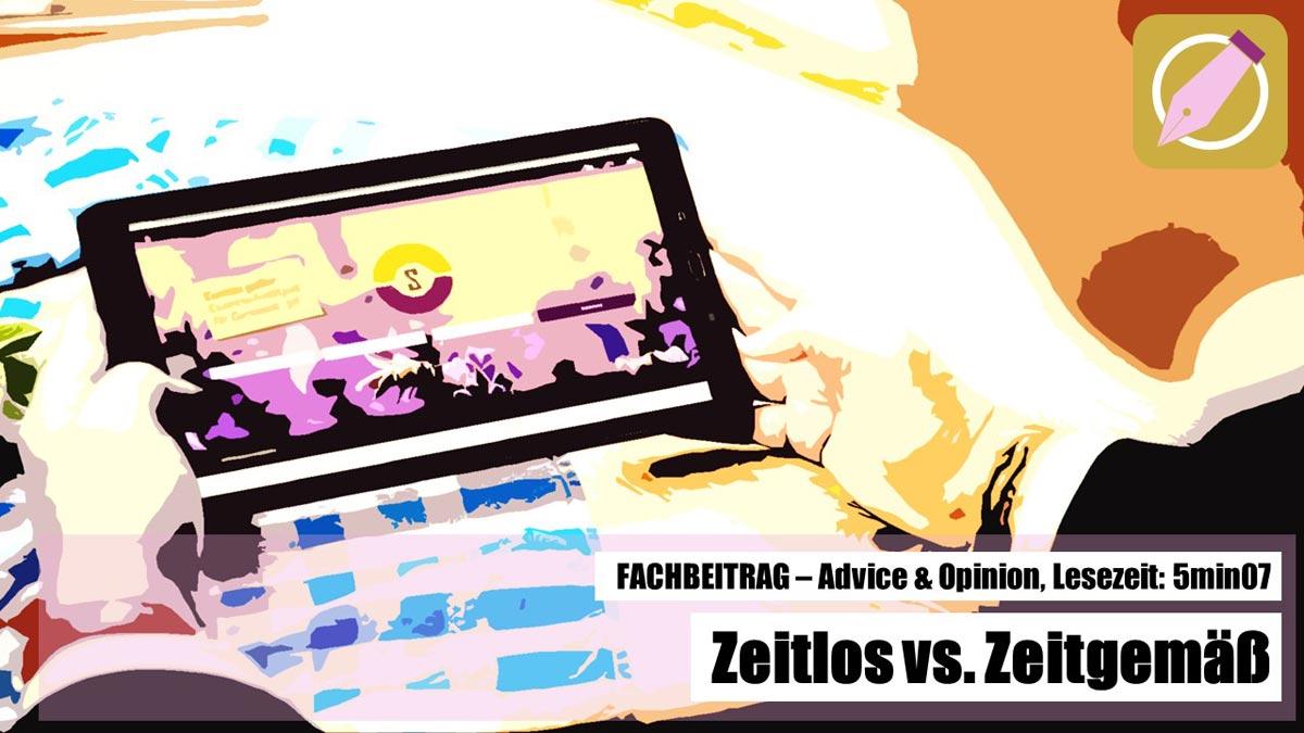 Fachbeitrag Advice-Opinion